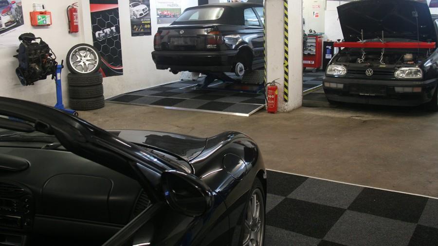 Fahrzeugtechnik f r cabrios auf h chstem niveau for Nc fahrzeugtechnik